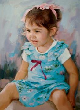 dubai portrait artist